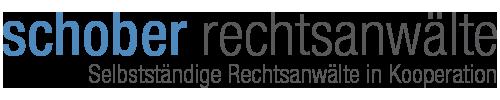 Logo Schober Rechtsanwalt Wiener Neustadt
